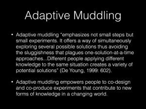 adaptive muddling2